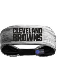 Cleveland Browns Womens Tigerspace Headband - Grey