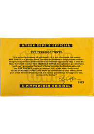 Pittsburgh Steelers Cope Quote Rally Towel
