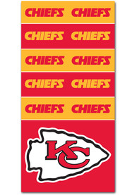 Kansas City Chiefs Superdana Bandana - Red