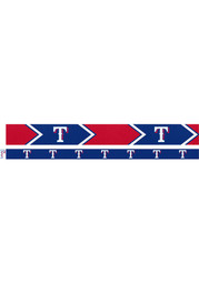 Texas Rangers Womens Thin and Wide Headband - Red