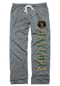Baylor Bears Womens Grey Sweatpants