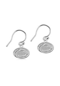 Penn State Nittany Lions Womens Dangle Earrings - Navy Blue