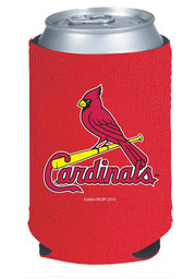 St Louis Cardinals Red Can Coolie