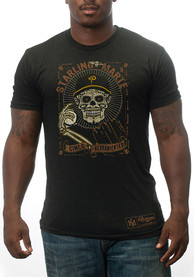 Starling Marte Pittsburgh Grey Day of the Dead Player Tee