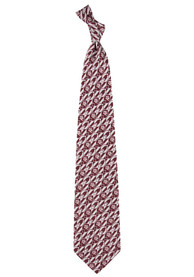 Texas A&M Aggies Repeat Tie - Maroon