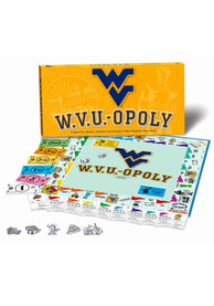 West Virginia Mountaineers WVUopoly Game