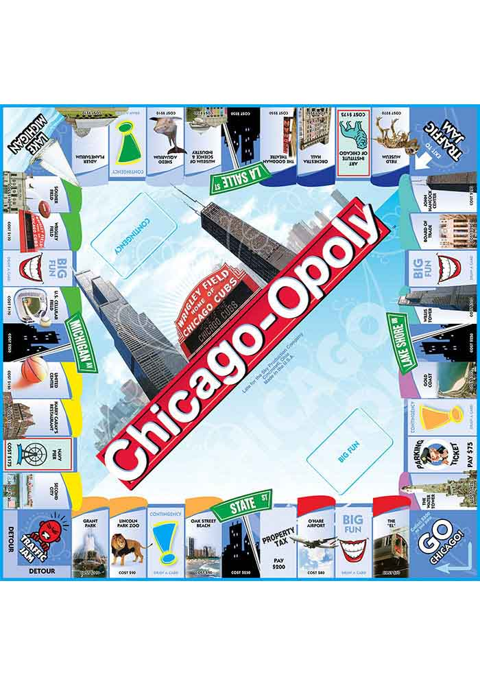 Chicago Monopoly Game - Image 2