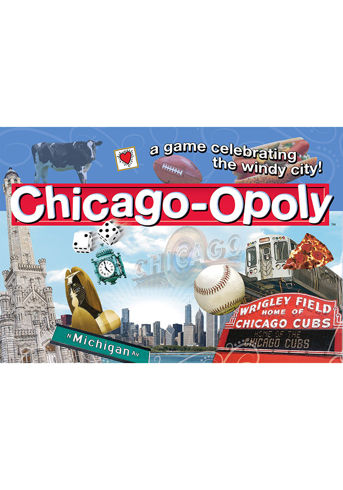 Chicago Monopoly Game - Image 3