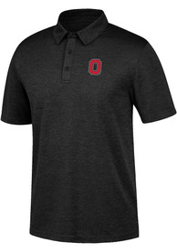 Ohio State Buckeyes Top of the World Alt Logo Polo Shirt - Black