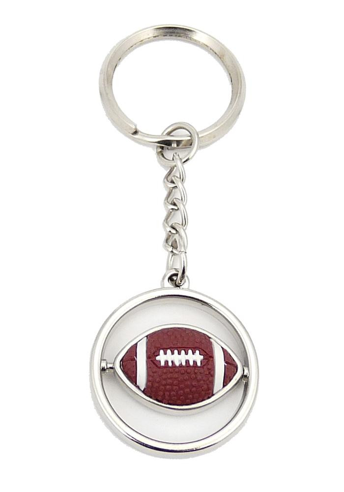 Missouri Tigers Football Spinner Keychain - Image 3