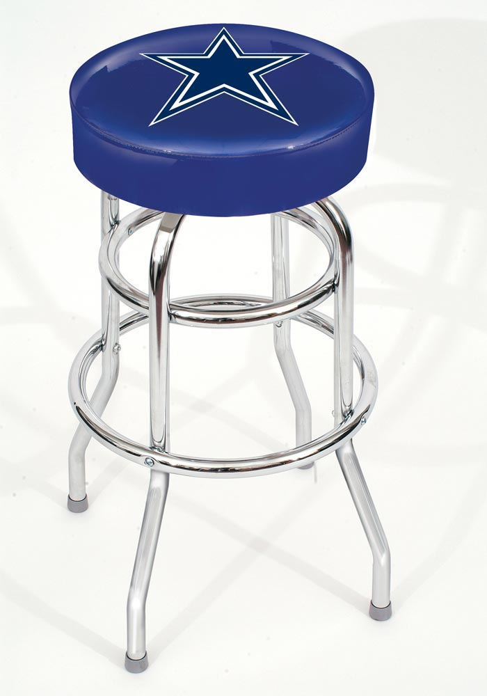 Dallas Cowboys Blue Pub Stool - Image 1