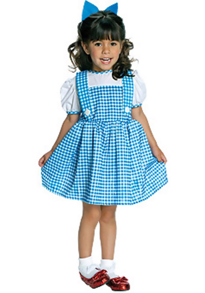 Dorothy Wizard of Oz Toddler Costume - Image 1
