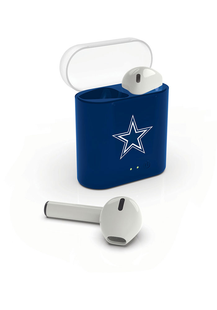 Dallas Cowboys True Wireless Team Ear Buds - Image 1