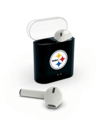 Pittsburgh Steelers True Wireless Team Ear Buds