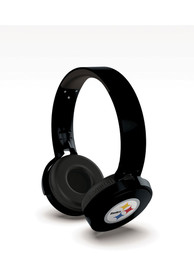 Pittsburgh Steelers Wireless Over-Ear Headphones Ear Buds