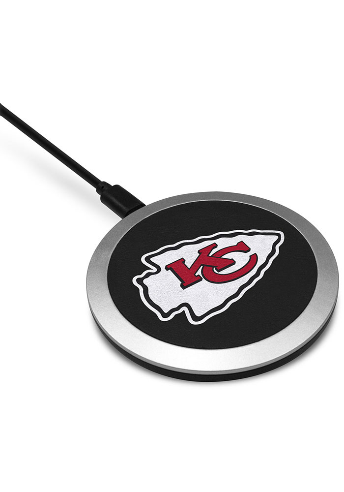 Kansas City Chiefs Wireless Pad Phone Charger - Image 1
