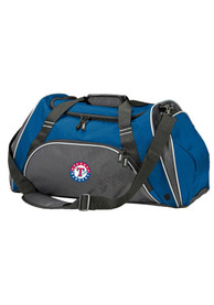 Antigua Texas Rangers Blue Action Duffel Gym Bag