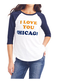 d36ac19cafb Junk Food Clothing Chicago Bears Womens All-American White T-Shirt