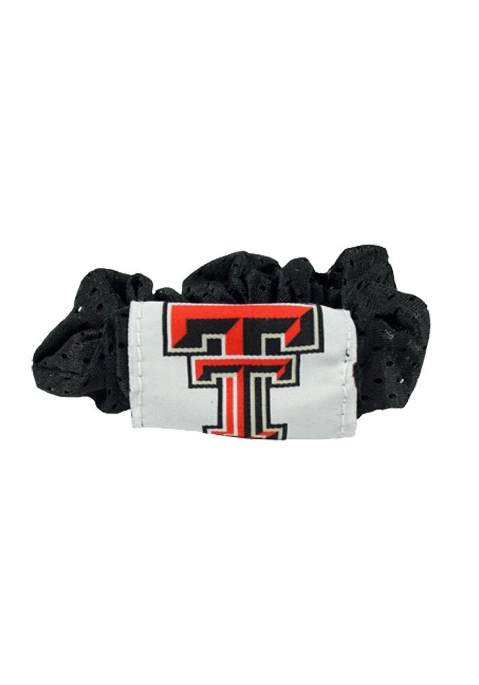 Texas Tech Red Raiders Twist Youth Hair Scrunchie - Image 1