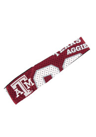 Texas A&M Aggies Womens Fanband Headband - White