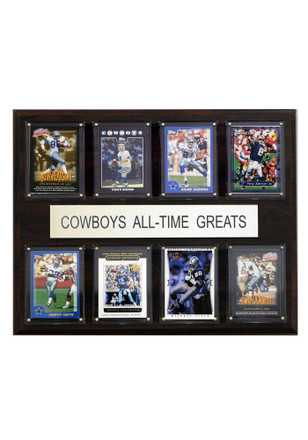 Dallas Cowboys 12x15 All Time Greats Player Plaque