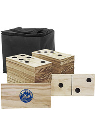 New York Mets Yard Dominoes Tailgate Game