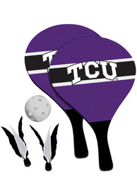 TCU Horned Frogs Paddle Birdie Tailgate Game