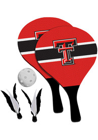 Texas Tech Red Raiders Paddle Birdie Tailgate Game