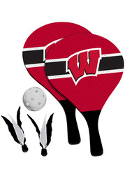 Wisconsin Badgers Paddle Birdie Tailgate Game