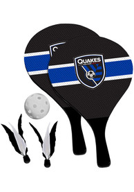 San Jose Earthquakes Paddle Birdie Tailgate Game