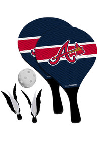 Atlanta Braves Paddle Birdie Tailgate Game