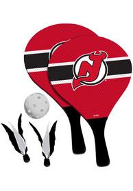 New Jersey Devils Paddle Birdie Tailgate Game