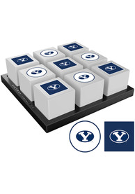 BYU Cougars Tic Tac Toe Tailgate Game