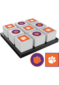 Clemson Tigers Tic Tac Toe Tailgate Game