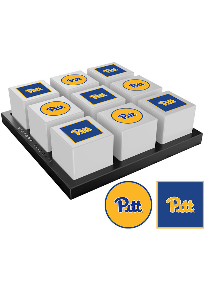 Pitt Panthers Tic Tac Toe Tailgate Game - Image 1