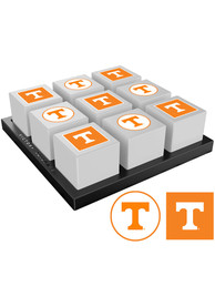 Tennessee Volunteers Tic Tac Toe Tailgate Game