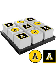 Appalachian State Mountaineers Tic Tac Toe Tailgate Game