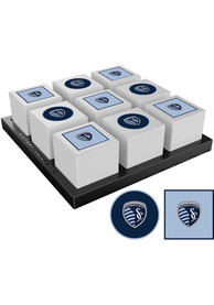 Sporting Kansas City Tic Tac Toe Tailgate Game