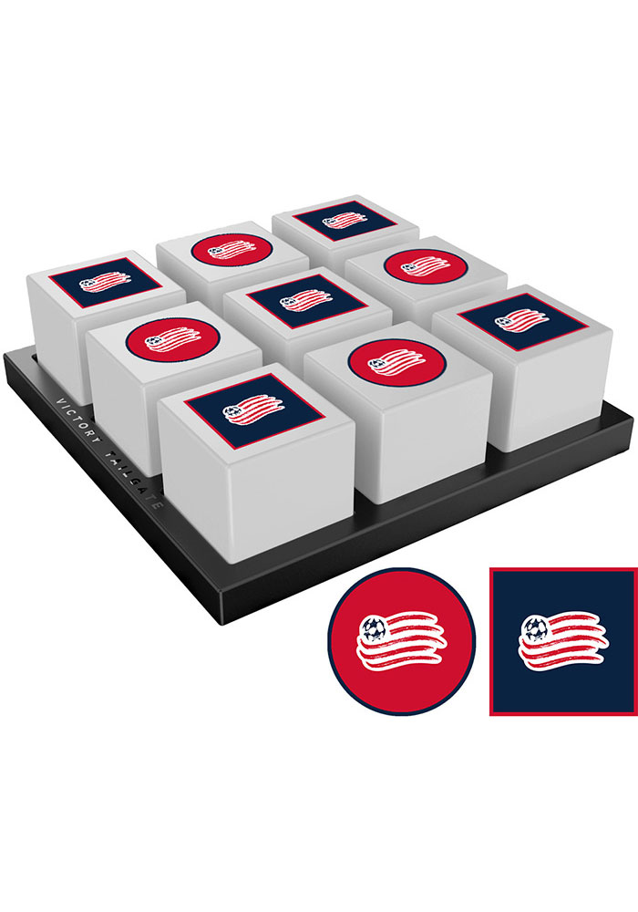 New England Revolution Tic Tac Toe Tailgate Game - Image 1