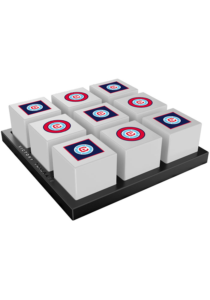 Chicago Fire Tic Tac Toe Tailgate Game - Image 1