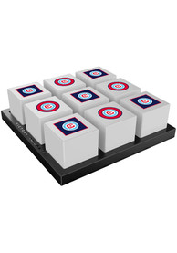Chicago Fire Tic Tac Toe Tailgate Game
