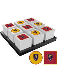 Real Salt Lake Tic Tac Toe Tailgate Game