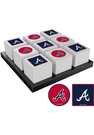 Atlanta Braves Tic Tac Toe Tailgate Game