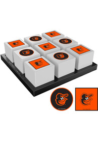 Baltimore Orioles Tic Tac Toe Tailgate Game