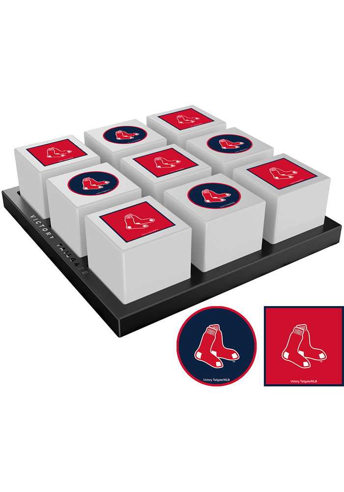 Boston Red Sox Tic Tac Toe Tailgate Game - Image 1