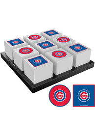 Chicago Cubs Tic Tac Toe Tailgate Game