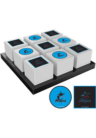 Miami Marlins Tic Tac Toe Tailgate Game