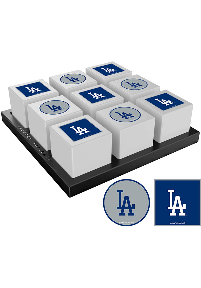 Los Angeles Dodgers Tic Tac Toe Tailgate Game - Image 1