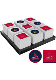 St Louis Cardinals Tic Tac Toe Tailgate Game