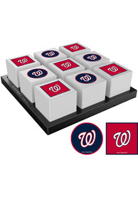 Washington Nationals Tic Tac Toe Tailgate Game